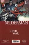 SPIDERMAN VOL.2 13. Civil War